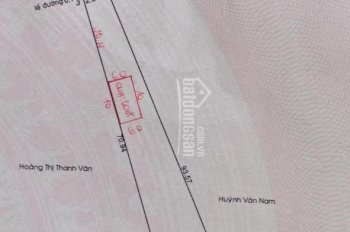 Bán đất hẻm 453 Phú Hoà Thủ Dầu Một Bình Dương cách đường Nguyễn Thị Minh Khai chỉ 60m, 0968930839