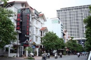 Bán nhà mặt phố Nguyễn Thị Định 40m2 xây 5 tầng kinh doanh sầm uất