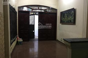 Nhà riêng ngõ phố Minh Khai, gần Bạch Mai, DT 60m2x4T, giá 10tr