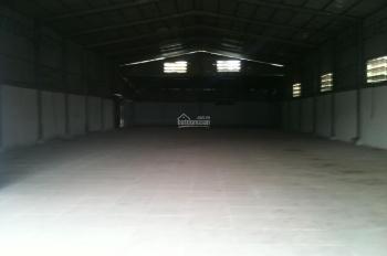 Cho thuê gấp nhà xưởng đường Hà Huy Giáp, quận 12, DT: 800m2, giá 35 tr/th. LH: 0944.977.229