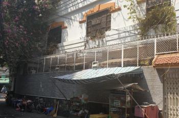Bán nhà Trần Đình Xu 187,6m2 nở hậu 9,5m 10PN trệt 3 lầu giá 35 tỷ chốt