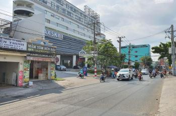 Bán khuôn đất MT Phổ Quang, phường 2, Tân Bình. DT: 15.6x30m - CN 435m2. GPXD: 2 hầm 10 lầu 95 tỷ