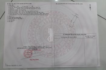 Đất nền sổ hồng thổ cư trung tâm TP Bà Rịa, BRVT. LH 0933.162.184