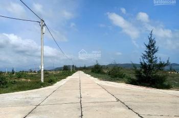 Cực hot! Đất xây biệt thự 3 mặt biển tại bán đảo xanh Hòa Lợi Phú Yên, 7.5 tr/m2