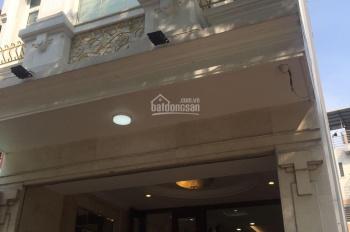 Cho thuê toà nhà mặt phố Lạc Long Quân - Đối diện ngân hàng Vietcombank