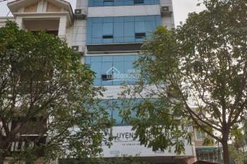 Cho thuê nhà phân lô Trung Yên - Cầu Giấy - HN. DT 110m2, 6 tầng, có thang máy, điều hoà 0898618333