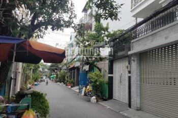 Cần tiền trả nợ bán gấp căn nhà HXH Nguyễn Trãi, P. 2, Q. 5, có sân đậu xe 10m. Giá 17 tỷ TL