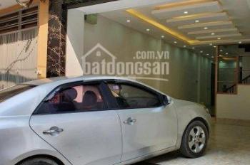 Bán nhà mặt ngõ ô tô thông, ô tô vào nhà, 43m2 x 5T, 4.5 tỷ, gần Ciputra, Phú Thượng, Tây Hồ