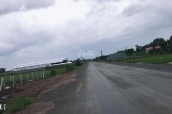 Sót lại duy nhất 1 lô MT 18,57m đường Kênh Dây Thép khúc nối về KCN Long Giang - Tỉnh Lộ 866