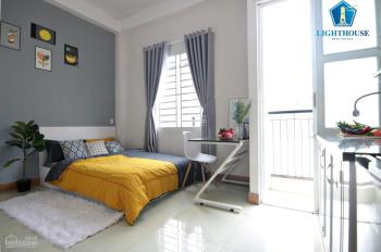 Phòng cho thuê full nội thất mới, đối diện BX Miền Đông camera an ninh. Chỉ từ 4.4tr/tháng/24m2