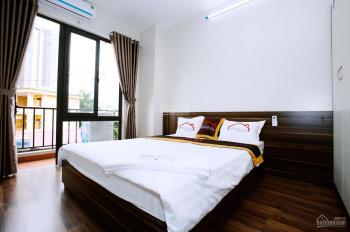 Sang nhượng tòa căn hộ dịch vụ 7 tầng 1 hầm ngõ 4 Đồng Me, Mễ Trì, Từ Liêm