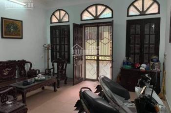 Bán nhà phố Văn Cao quận Ba Đình 80m x 4t, MT 5m, Lô Góc, gần phố 6.6 tỷ.