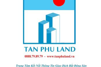Bán nhà hẻm Trương Phước Phan, DT: 9m x 8m, 3.5 tấm. Giá: 5.5 tỷ