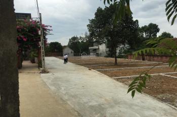 Cần bán đất Tân Xã full thổ cư, sát khu CNC, giá 860 triệu