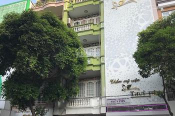 Nhà 5 tầng mặt tiền Lý Thái Tổ, Q10 (4.2x18m) HĐ thuê 75tr/th. Giá 22,8 tỷ
