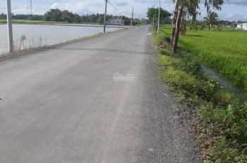 Đất nền mặt tiền lộ lớn ngang 25x34m