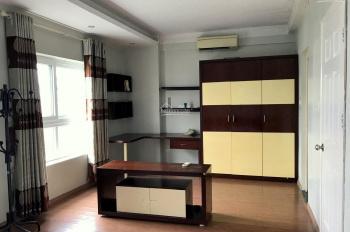 Cho thuê chung cư CT18 KĐT Việt Hưng, Long Biên, full nội thất, giá 8tr/th