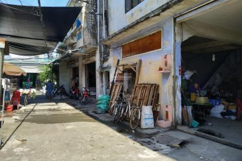 Bán nhà 1 lầu DT (8.5x16m) hẻm 10m đường Hậu Giang, Q6