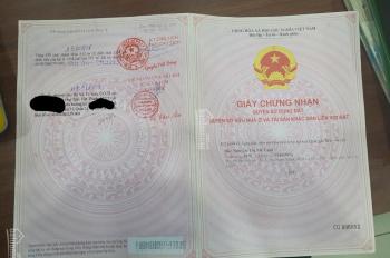 Chính chủ cần bán đất đường Bàu Lách lớn xã Phạm Văn Cội, Củ Chi 1258m2 thổ 215m2