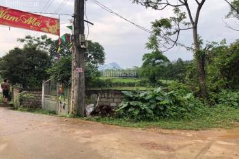Gia đình cần bán lô đất 2 mặt tiền cạnh sân golf Skylake Lương Sơn Hòa Bình