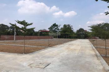 Bán đất phân lô 36 lô Đồi Sen, trung tâm Thạch Thất, diện tích 75m, giá 830 triệu