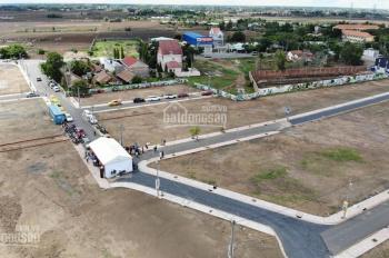 Đầu tư gđ f0 mặt tiền quốc lộ 50, gía 750tr/nền. chiết khấu 5%. đã có sổ. LH: 0904247757