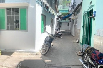 Bán nhà 1 lầu hẻm đường Quang Trung 1,15 tỷ
