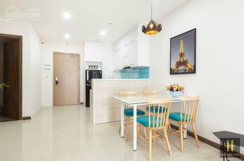 Cho thuê căn hộ Hà Đô Centrosa 61m2 full nội thất cao cấp mới, view cao thoáng mát