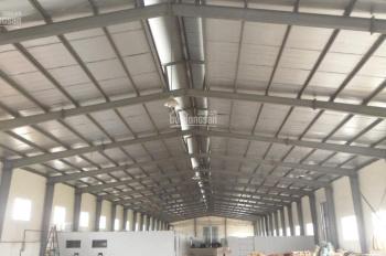 Cho thuê kho, xưởng KCN Tiên Sơn, Từ Sơn Bắc Ninh DT 1200m, 2000m, 2500m, 3200m, 8000m2