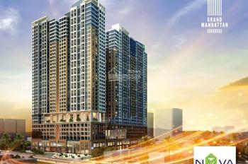 Chiết khấu 1 tỷ khi mua căn hộ Grand Manhattan Quận 1. LH phòng quản lý bán hàng Novalang Group