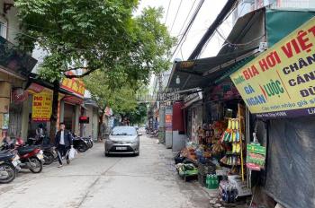 Bán lô đất rẻ nhất Cửu Việt 1 - Trâu Quỳ, kinh doanh tốt, 80m2, sổ vuông, 30 triệu/m2