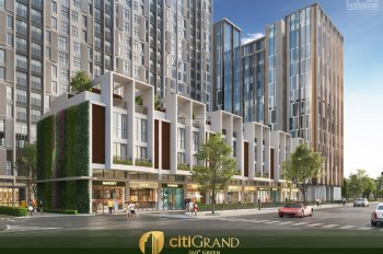 Kiến Á mở bán 68 căn hộ cao cấp Citi Grand Quận 2