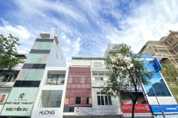 Cho thuê nhà 359 - 361 Võ Văn Tần, quận 3, 8x17m 1 trệt 3 lầu, 200 triệu/tháng