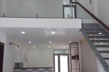 Bán gấp trả nợ ngân hàng nhà Dương Bá Trạc, trệt, 1 lầu, 36m2, 1tỷ180, sổ hồng riêng