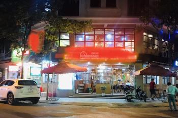 Cho thuê nhà mặt phố Trần Duy Hưng, nhà góc 2 mặt tiền 12m tiện làm showroom cao cấp (xem ảnh)