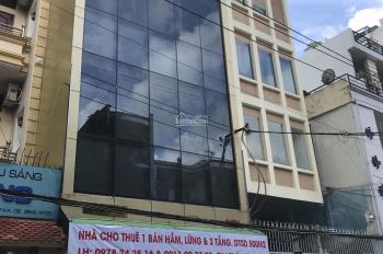 Bán CHDV MT Hoàng Hoa Thám, P12, Tân Bình DT 8.5x14m - Giá 16.7 tỷ TL 1 trệt 4 lầu, thu nhập 120tr