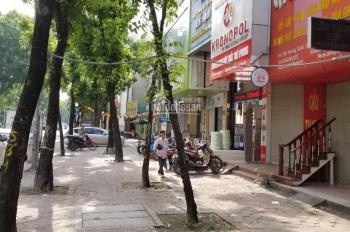 Bán nhà mặt phố Hoàng Quốc Việt