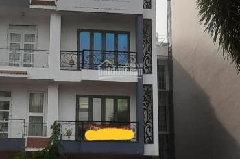Cần cho thuê nhà mặt tiền phố trung tâm đường Số 79, phường Tân Quy, Quận 7