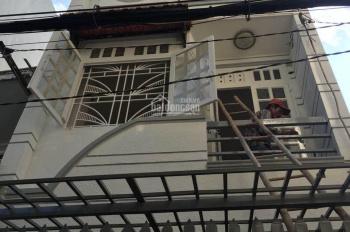 Nhà Quận 10, Lý Thái Tổ DT 26m2 (3,3 tỷ)