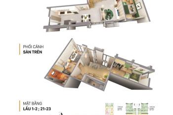 Mở bán GĐ1 căn hộ trần cao 5m4 Citi Grand, chỉ từ 3 tỷ/căn 3PN, CK hấp dẫn đến 3%. LH: 0982 007 835