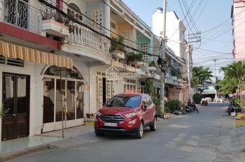 Nhà hẻm 10m ngay cầu An Lộc giáp Nguyễn Oanh. DT 4.2mX15m nở hậu 10m, có thêm 40m2 đất nông nghiêp