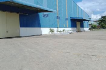 Cần cho thuê kho xưởng 8000m2, KCN Vĩnh Cửu