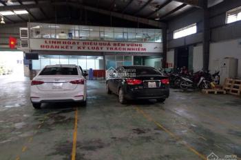 Cho thuê lâu dài 1300m2 kho xưởng tại KCN Đài tư, Long Biên, giá siêu rẻ, chỉ 80 triệu/tháng