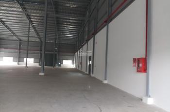 Cho thuê xưởng 2200m2 tại Tân Uyên Bình Dương