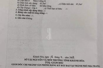 Nhà mặt tiền đường 23/10 sổ mới 2019 bao quy hoạch - Vĩnh Hiệp, chợ Ga lên 200m
