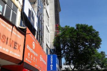 Bán nhà đẹp 6 tầng mặt phố Thái Thịnh, 65m2, thang máy, vỉa hè rộng, giá 21 tỷ