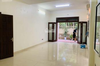 Cho thuê nhà mặt phố Trung Văn, DT 150m2 xây 80m2 x 4 tầng, làm VP, nhà hàng, mầm non