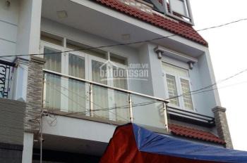 Bán nhà 2 lầu hẻm 5m gần Minh Phụng, P10, Q11, 3.9 x 12.95m