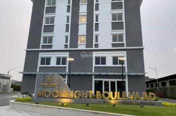 Bán Căn Hộ Moonlight Boulevard Mặt Tiền Kinh Dương Vương DT: 67m2 / 2PN Giá: 2.7 Tỷ LH: 0911232363