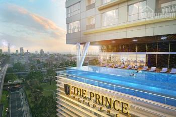 Bán gấp căn góc The Prince, Phú Nhuận. Dt 50m2, 1PN, giá 3.29 tỷ, sổ hồng, ban công, Lh 0934010908
